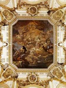 Corrado Giaquinto - España rindiendo homenaje a la Religión y a la Iglesia