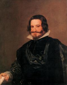 El Conde Duque de Olivares - Velazquez