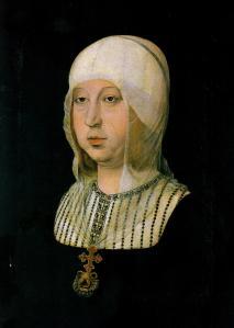 Isabel la Católica - Juan de Flandes