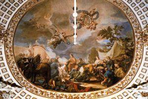 La rendicion de Granada - Franncisco Bayeu