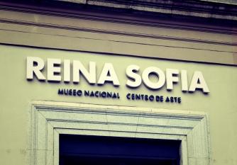 Museo Reina Sofía - Entrada