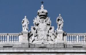 Palacio Real - Cornisa