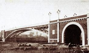 Puente de la Princesa - 1909