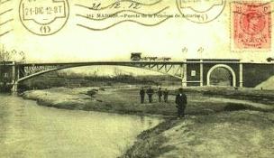 Puente de la Princesa - 1912