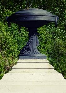 Puente de la reina Victoria - Jarrón