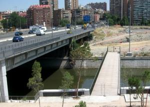 Puente de Praga - Madrid Rio
