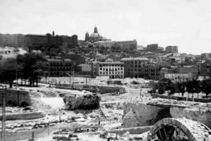 Puente de Segovia - Guerra Civil