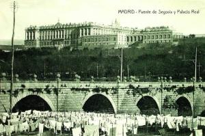 Puente de Segovia - Lavaderos