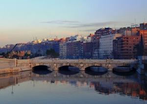 Puente del Rey - Frente Sur