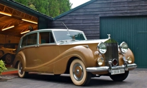 Rolls-Royce Phantom IV Emir de Kuwait