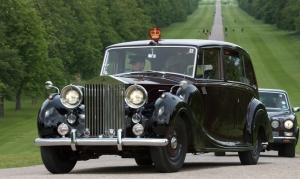 Rolls-Royce Phantom IV Isabel II