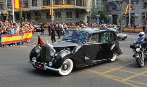 Rolls Royce Phantom IV limusina