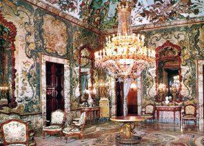 Salas Gasparini - Palacio Real