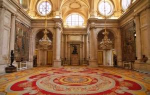 Salón de Columnas - Palacio Real