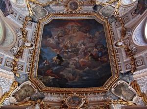 Salón de Columnas - Tiepolo