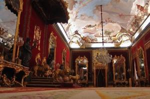 Salón del Trono - Palacio Real