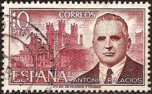 Sello Antonio Palacios