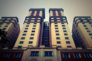 Trasera del Edificio España