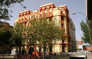 Vieja Harinera - Plaza Luca de Tena
