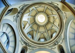 Cúpula de la iglesia de San Sebastian