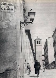 Costanilla de san Andrés y San Pedro el Viejo