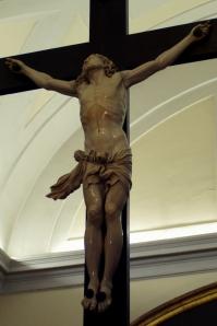 Cristo de marfil del Real Monasterio de la Encarnación