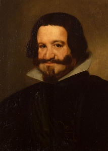 El conde-duque de Olivares - Velázquez