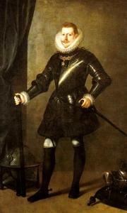 Felipe III por Pedro Antonio Vidal - Museo del Prado