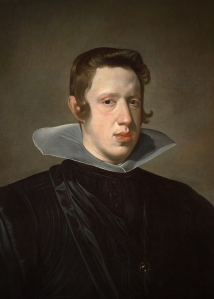 Felipe IV por Velázquez (1623)