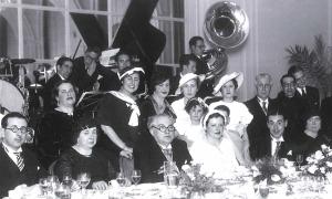 Hotel Palace - Banquete de boda