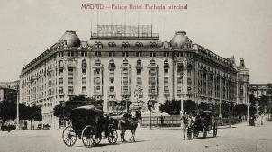 Hotel Palace - Fachada Principal