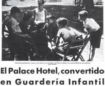 Hotel Palace - Guardería