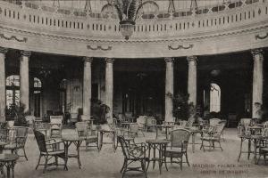 Hotel Palace - Jardín de Invierno