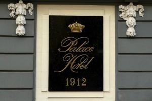Hotel Palace Madrid 1912