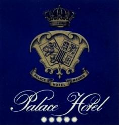 Hotel Palace - Madrid