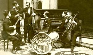 Hotel Palace - Nochevieja 1924