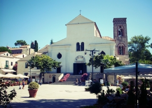 Iglesia de San Pantaleón - Ravello, Italia