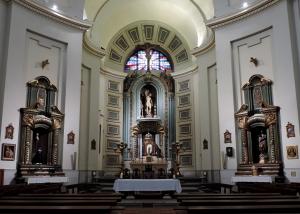 Iglesia de San Sebastián 5