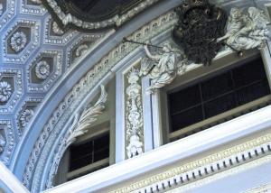 Interior de la Iglesia del Real Monasterio de la Encarnación