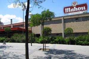 Mahou - Paseo Imperial