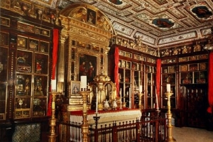 Relicario del Real Monasterio de la Encarnación