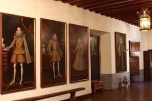 El real monasterio de la encarnaci n y el milagro de la for V encarnacion salon