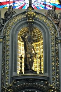 San Sebastián - Altar Mayor