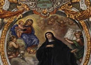 Santa Isabel Abadesa