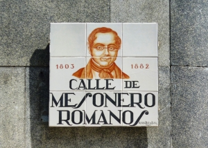 Calle de Mesonero Romanos