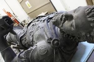 Estatua de  Felipe II