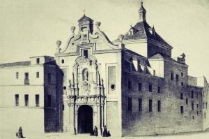 Iglesia del Convento de la Merced