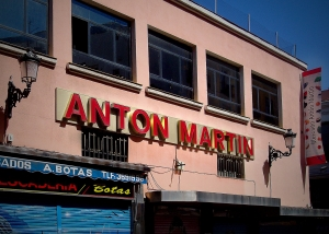 Mercado de Antón Martín (2)