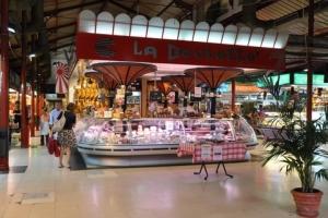 Mercado de La Paz - Puesto
