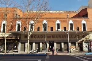Mercado de Maravillas - Bravo Murillo